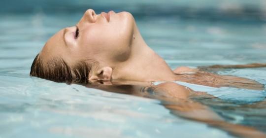 Apa periculoasă pentru urechi