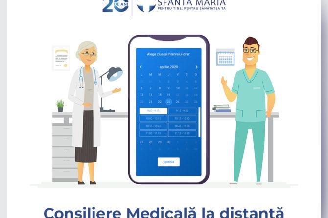 Consiliere medicală la distanță